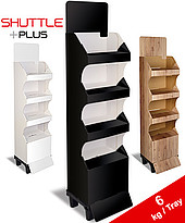 Shelf display Shuttle Plus
