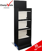 Shelf display Champ Vario