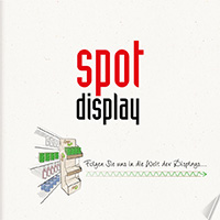 [Translate to en:] spot display Prospekt